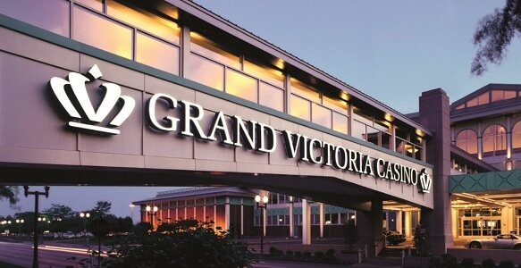 William Hill Sportsbook at Grand Victoria Casino