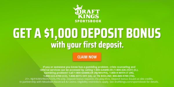 DraftKings Sportsbook Illinois promo bonus