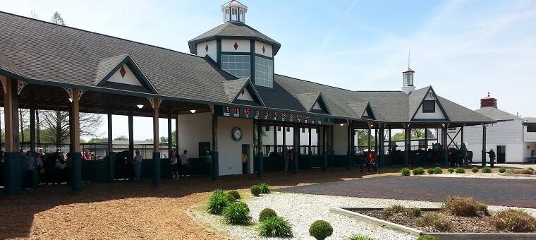Fairmount Park Racetrack, IL