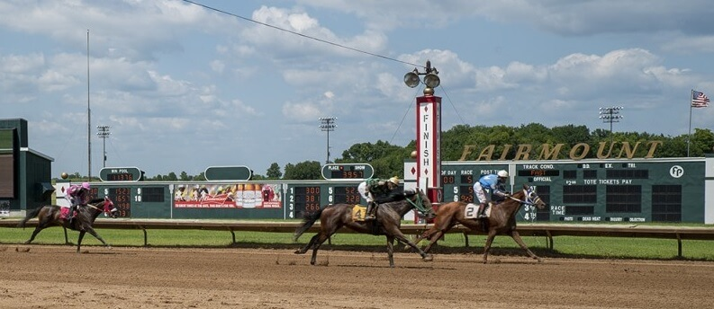 Fairmount Park Racetrack