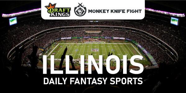 daily fantasy sports Illinois