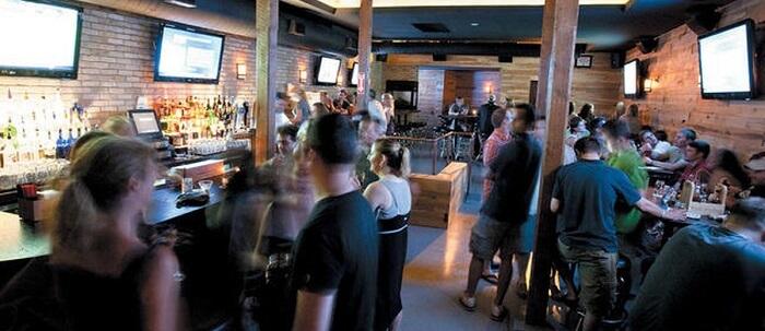 Racine Plumbing Bar & Grill, Chicago, IL