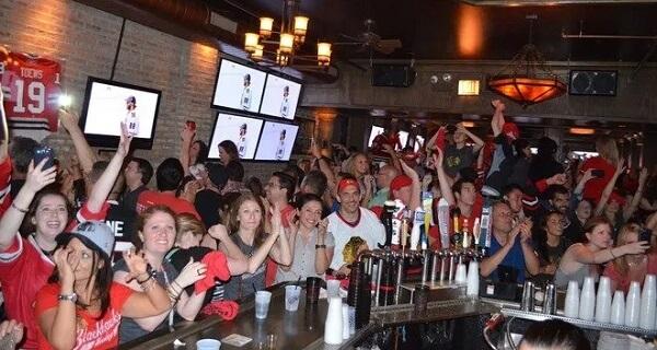 WestEnd bar in Chicago