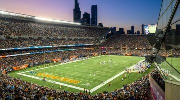 Chicago Bears betting Illinois
